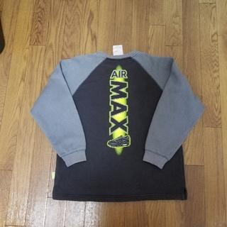 ナイキ(NIKE)のナイキトレーナーM150バックプリントあり(Tシャツ/カットソー)