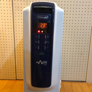 DeLonghi - Delonghi デロンギ ドラゴンデジタルスマート オイルヒーター