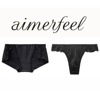 エメフィール(aimer feel)の☆aimerfeel/エメフィール☆ショーツ☆Tバック☆2点まとめ売り(ショーツ)