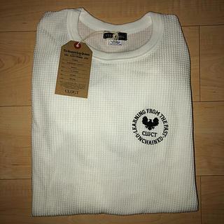クラクト(CLUCT)のCLUCT ロングTシャツ ワッフル(Tシャツ/カットソー(七分/長袖))