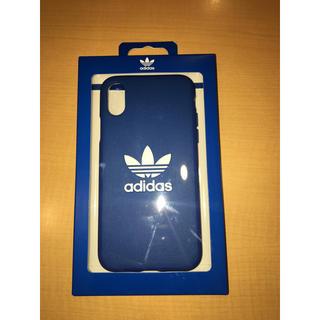 アディダス(adidas)のadidas iPhoneX iPhoneXs ケース 正規品(iPhoneケース)