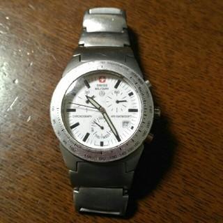 スイスミリタリー(SWISS MILITARY)の腕時計(腕時計(アナログ))