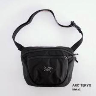 アークテリクス(ARC'TERYX)のアークテリクス ショルダーバッグ Arc'teryx 斜め BEAMS マカ2(ショルダーバッグ)