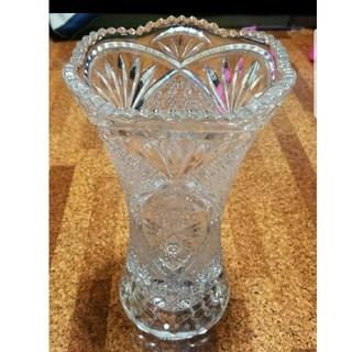 クリスタルダルク(Cristal D'Arques)の花瓶 ガラス クリスタル アデリア アデリアグラス(花瓶)