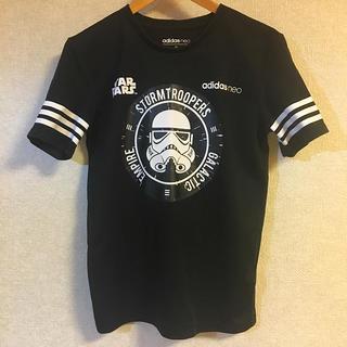 アディダス(adidas)の【adidas】STAR WARS Tシャツ(Tシャツ(半袖/袖なし))