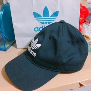 アディダス(adidas)のadidas キャプ フリーサイズ  帽子(帽子)