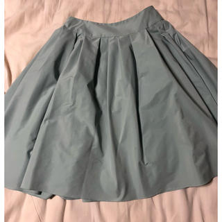 エムズグレイシー(M'S GRACY)のフレアスカート(ひざ丈スカート)