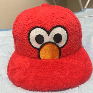 SESAME STREET - エルモ帽子