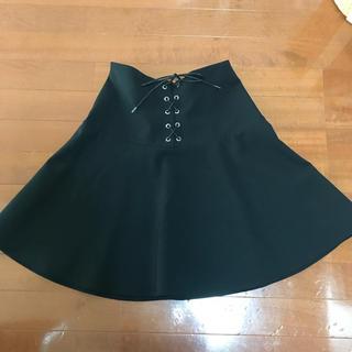 エストネーション(ESTNATION)のエストネーション スカート 美品(ひざ丈スカート)