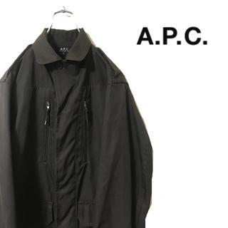 アーペーセー(A.P.C)のAPC アーペーセー ミリタリージャケット グレー 系(ミリタリージャケット)