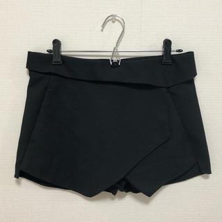 ザラ(ZARA)のZARA ショートパンツ スカート ミニスカート(ショートパンツ)