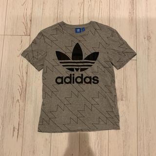 アディダス(adidas)のadidas originals ロゴTシャツ 美品(Tシャツ(半袖/袖なし))