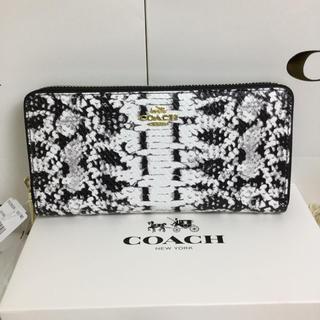 ☆新品☆COACH  コーチ 長財布
