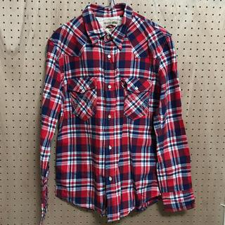 エドウィン(EDWIN)のEDWIN チェックシャツ(シャツ/ブラウス(長袖/七分))