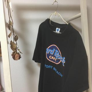 ロキエ(Lochie)のHard Rock tシャツ(Tシャツ/カットソー(半袖/袖なし))