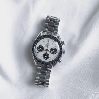 オメガ(OMEGA)のOMEGA SPEEDMASTER 限定パンダモデル(腕時計(アナログ))