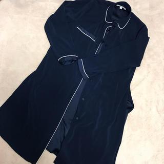 ZARA - ザラ ロングパジャマシャツ