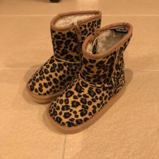 キッズフォーレ(KIDS FORET)のkids foret ブーツ  15(ブーツ)