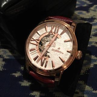 オロビアンコ(Orobianco)の美品 オロビアンコ オラクラシカ(腕時計(アナログ))