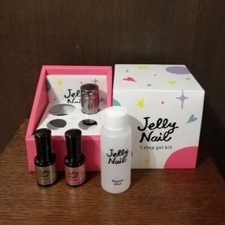 ジェリーネイル(Jelly Nail)のJelly Nail セット(ネイル用品)