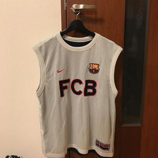 ナイキ(NIKE)のバルセロナ  ナイキ  リバーシブルタンクトップ (バスケットボール)