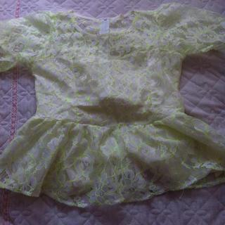 グレイル(GRL)のネオンカラー♡藤井リナ着用(Tシャツ(半袖/袖なし))