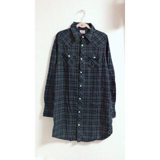 エドウィン(EDWIN)のEDWIN:チェックシャツ(シャツ/ブラウス(長袖/七分))