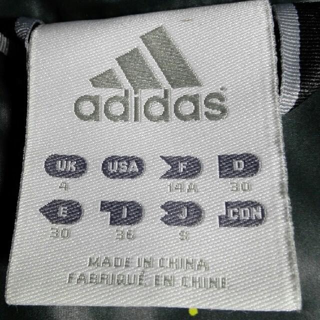 adidas(アディダス)のadidas ドット柄  Sサイズ  ダウンジャケット レディースのジャケット/アウター(ダウンジャケット)の商品写真