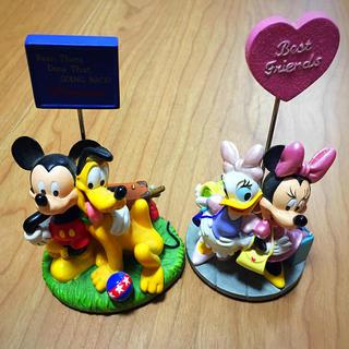 ディズニー(Disney)のDisney置物・写真立て(置物)