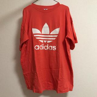adidas - 【アディダスビッグTシャツ】