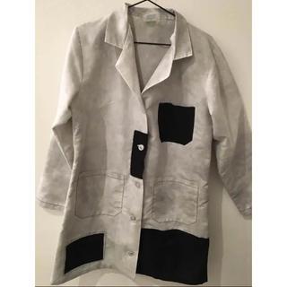 remake casual coat(ステンカラーコート)
