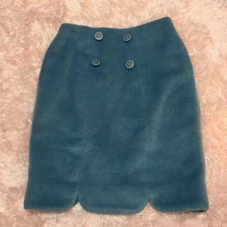 デイジークレア(DazyClair)のDazyclair Mサイズ ブルー スカート(ひざ丈スカート)