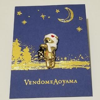 ヴァンドームアオヤマ(Vendome Aoyama)の【新品】VENDOME AOYAMA 2017 ノベルティピンバッチ(ノベルティグッズ)
