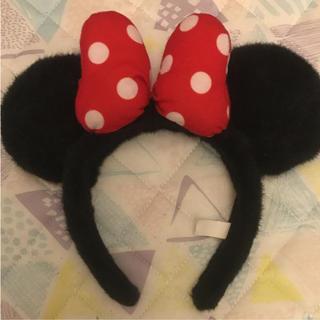 Disney - 【ハロウィン】Tokyo Disney RESORT☆ミニーカチューシャ