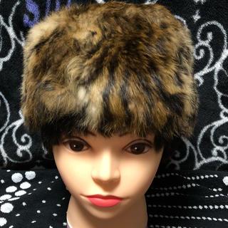 セシルマクビー(CECIL McBEE)の[値下げ]ヒョウ柄 メーテル帽(その他)