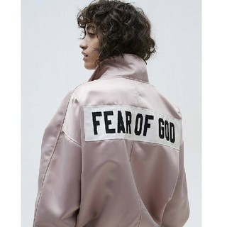 FEAR OF GOD - 新品 国内正規 fear of god 5th コーチジャケット