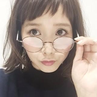 ゾフ(Zoff)のzoff×田中里奈ちゃん★コラボ眼鏡(サングラス/メガネ)