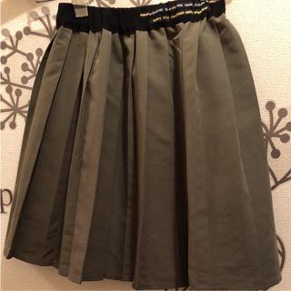 ブリーズ(BREEZE)のBREEZE プリーツスカート 130(スカート)