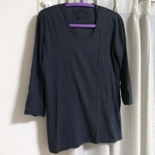 オーレット(OURET)のOURET 七分丈カットソー 試着のみ(Tシャツ/カットソー(七分/長袖))