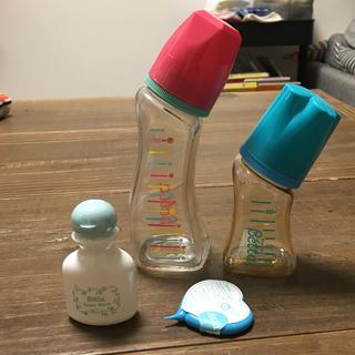 ベッタ(VETTA)のベッタ ガラス哺乳瓶(哺乳ビン)
