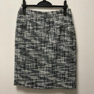 エージーバイアクアガール(AG by aquagirl)のAg by aqua girl タイトスカート 未使用(ひざ丈ワンピース)