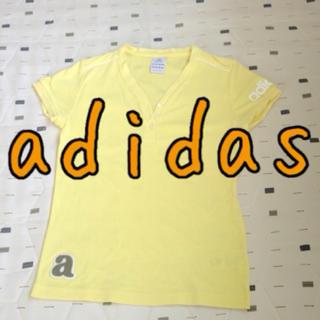 アディダス(adidas)のアディダス♡ポロシャツ(シャツ/ブラウス(半袖/袖なし))