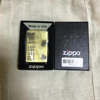 ジッポー(ZIPPO)のワンオク zippo(タバコグッズ)