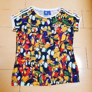 アディダス(adidas)のadidasOriginal(Tシャツ(半袖/袖なし))