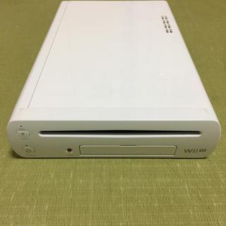 ウィーユー(Wii U)のWiiU 本体 32ギガ(家庭用ゲーム本体)