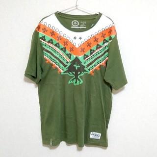 エルアールジー(LRG)のLRG アートティーシャツM(Tシャツ/カットソー(半袖/袖なし))