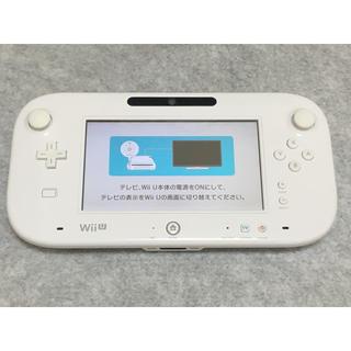 ウィーユー(Wii U)のWii U ゲームパッド(家庭用ゲーム本体)