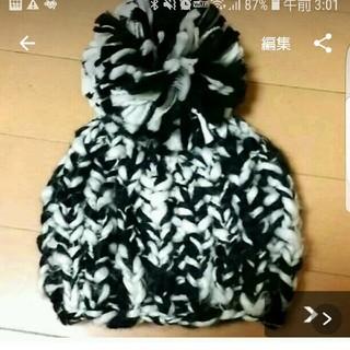ムルーア(MURUA)のムルーアニット帽(ニット帽/ビーニー)