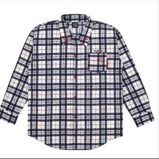 トリプルエー(AAA)のnissy  チェックシャツ(シャツ)