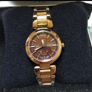シチズン(CITIZEN)の✨シチズン✨クロスシー✨腕時計✨(腕時計)
